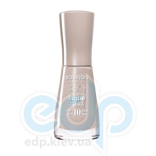 Лак для ногтей стойкий, с эффектом бриллиантового блеска Bourjois - So laque glossy №03 - 10 ml