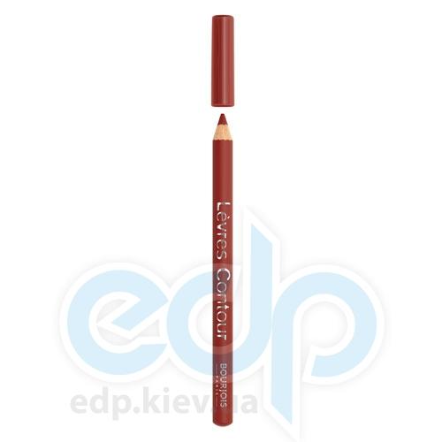 Карандаш для губ Bourjois - Levres Contour №21 Коричневый - 1.14 g