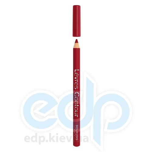 Карандаш для губ Bourjois - Levres Contour №14 Красно-коричневый - 1.14 g