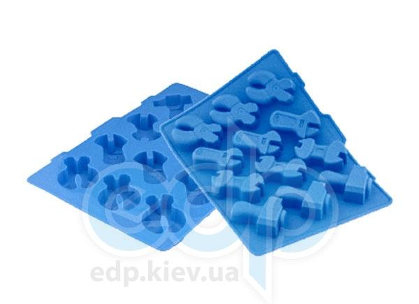 Granchio - Форма силиконовая для льда Инструменты SilicoFlex (арт. 88436)