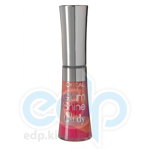 Блеск для губ увлажняющий L'Oreal - Glam Shine Miss Candy №701 - 6 ml