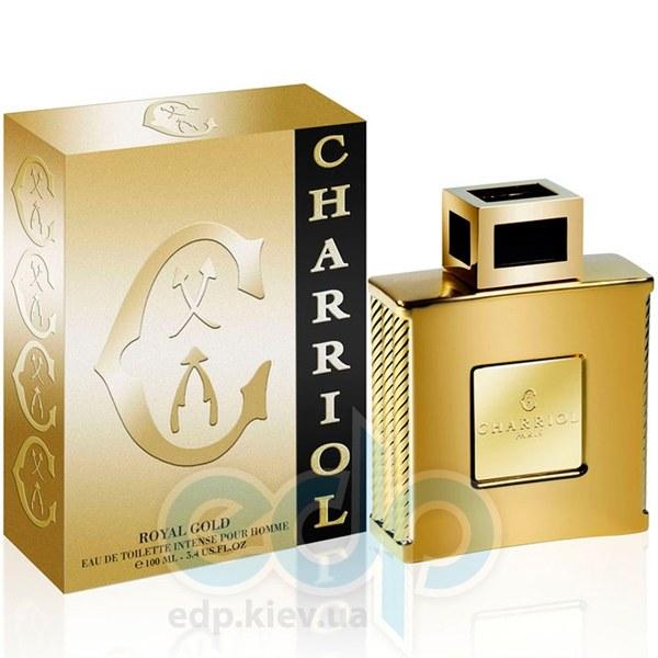 Charriol Royal Gold - туалетная вода - 50 ml