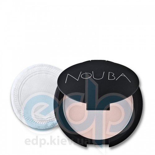 Nouba - Компактная пудра Soft Compact Powder №02 (brk_3002)
