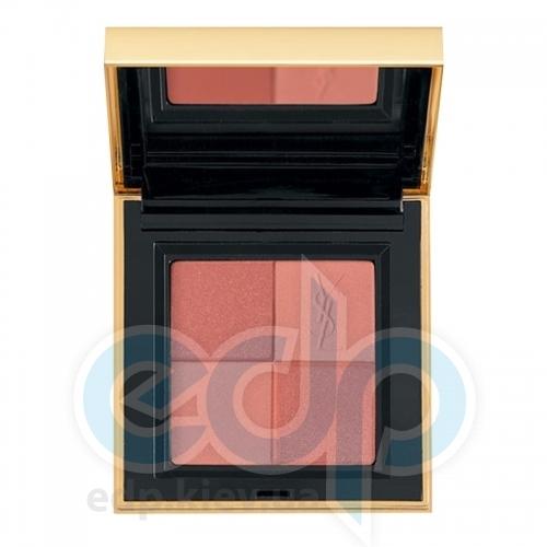 Румяна для лица 4-цветные компактные Yves Saint Laurent - Blush Radiance №01 - 4 g
