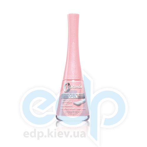 Лак для ногтей стойкий, с эффектом мгновенного высыхания Bourjois - 1 Seconde №02 Нежно-розовый - 9 ml