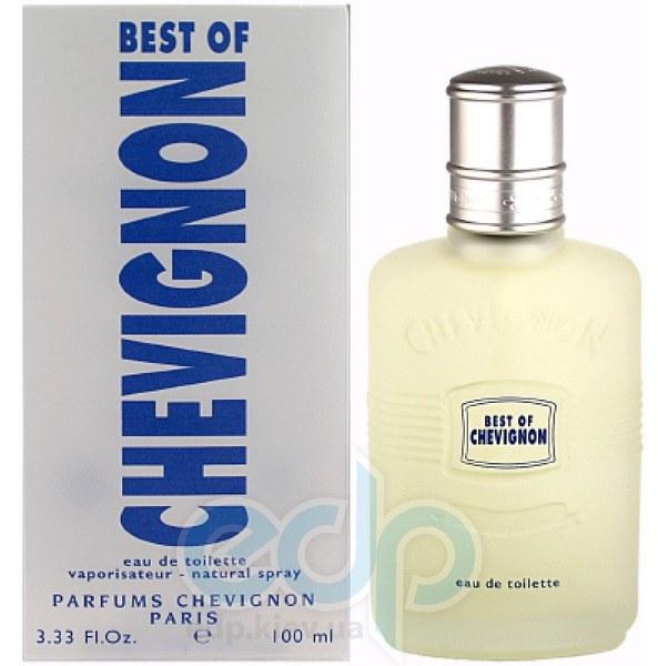 Best of Chevignon - туалетная вода -  mini 4.5 ml