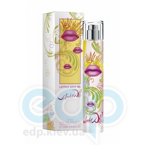 Salvador Dali Little Kiss Me - туалетная вода - 100 ml