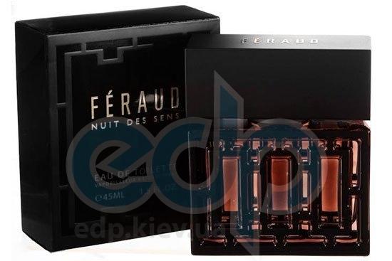 Feraud Nuit des Sens - туалетная вода - 45 ml