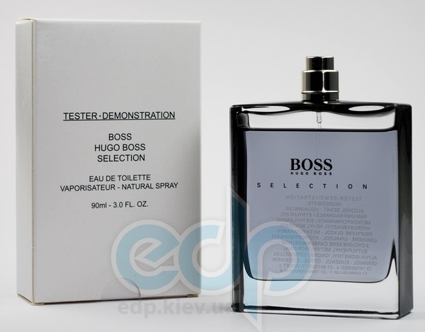 Hugo Boss Boss Selection - туалетная вода - 90 ml TESTER