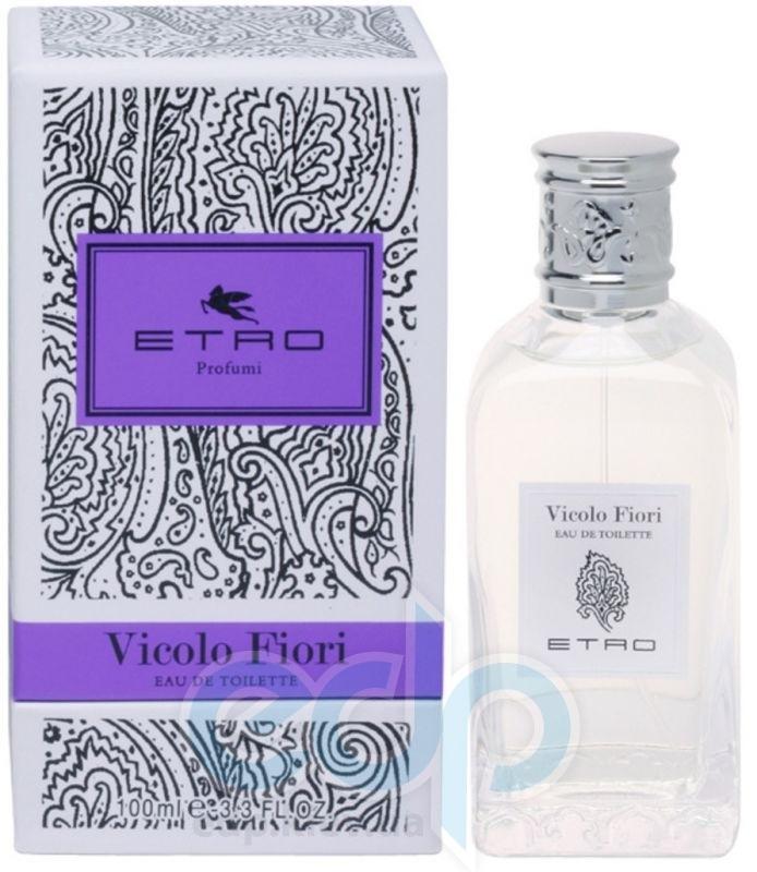 Etro Vicolo Fiori - туалетная вода - пробник (виалка) 1.7 ml
