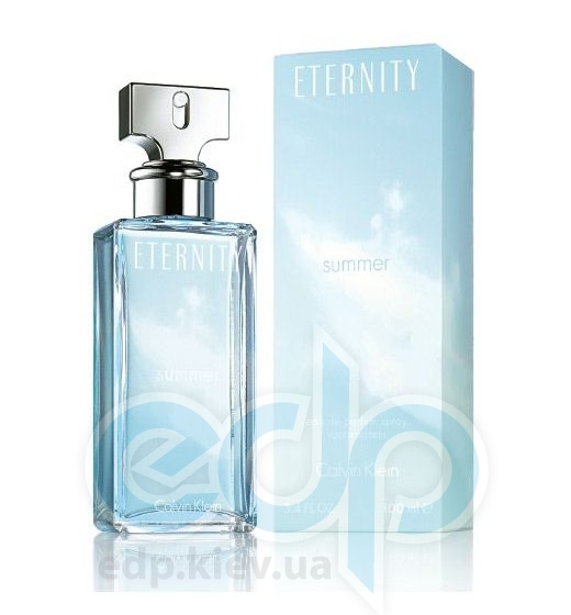 Calvin Klein Eternity Summer for Woman - парфюмированная вода - 100 ml TESTER
