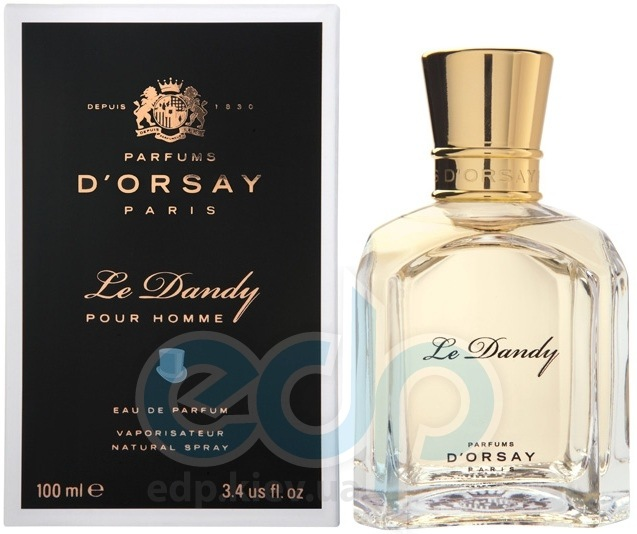 DOrsay Le Dandy Men - парфюмированная вода - 100 ml