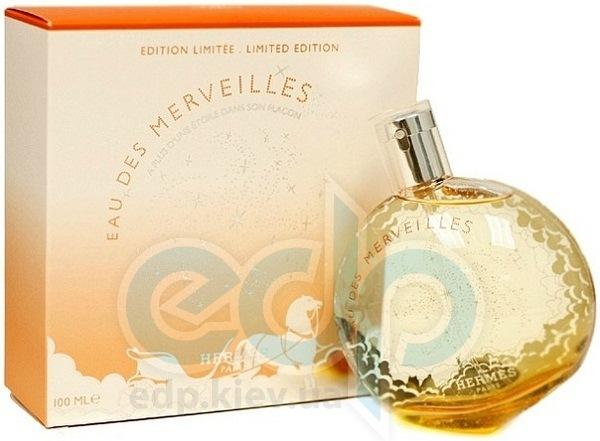 Hermes Eau des Merveilles Limited Edition - туалетная вода - 50 ml