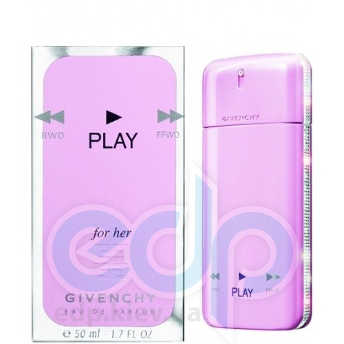 Givenchy Play for Her - парфюмированная вода - 50 ml