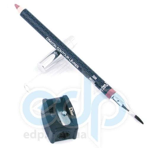 Карандаш для губ с кисточкой Christian Dior - Crayon Contour Levres Universel - 1.2g