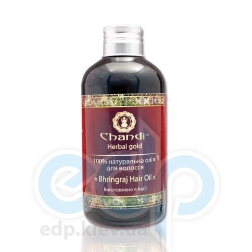 Chandi - Натуральное масло для волос Брингарадж - 200 мл