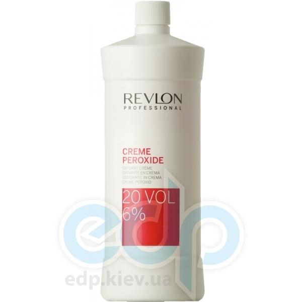 Revlon Professional Creme Peroxide 20 Vol. 6% - Крем-Пероксид - 900 ml