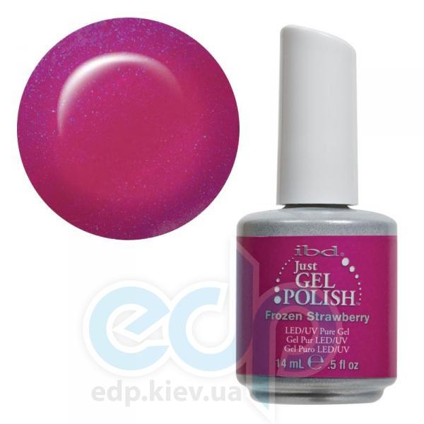 IBD - Frozen Strawberry, 14 мл. - малиновый, перламутр - 14 ml