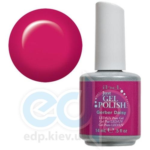 ibd - Just Gel Polish - Gerber Daisy Приглушенный розовый, глянец. №515 - 14 ml