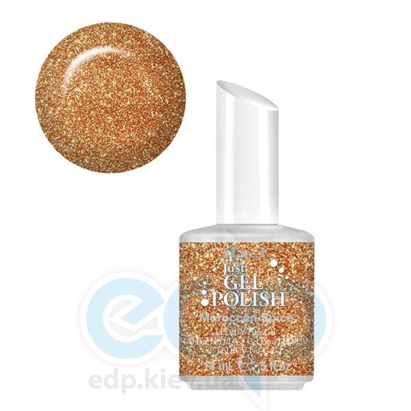 ibd - Just Gel Polish - Morroccan Spice Бронза, мелкие блестки. №541 - 14 ml