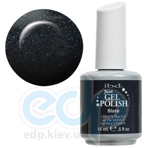 ibd - Just Gel Polish - Slate Асфальт, перламутр. №508 - 14 ml