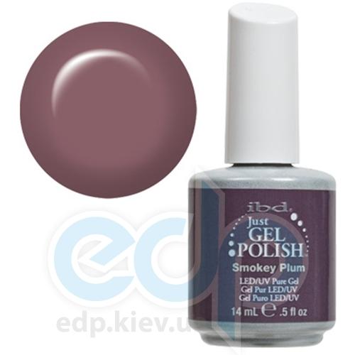 ibd - Just Gel Polish - Smokey Plum Бежево-серый, глянец. №505 - 14 ml