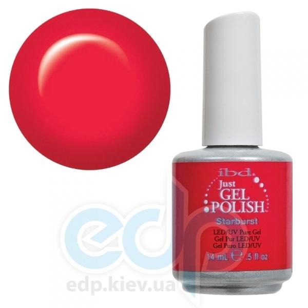 ibd - Just Gel Polish - Starburst Яркий малиново-розовый, глянец. №537 - 14 ml