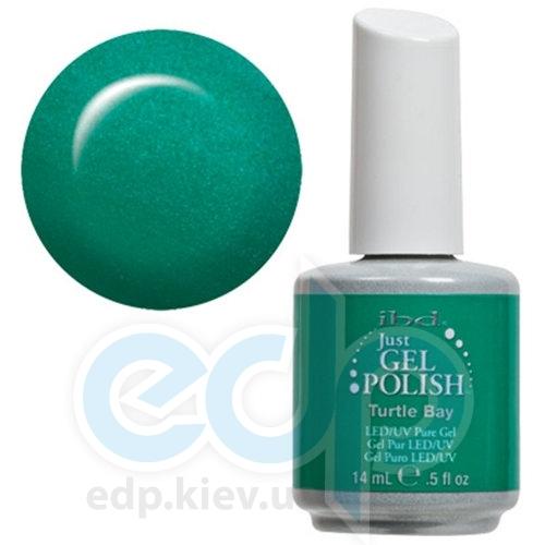 ibd - Just Gel Polish - Turtle Bay Бирюзово-зеленый с легким перламутром. №524 - 14 ml