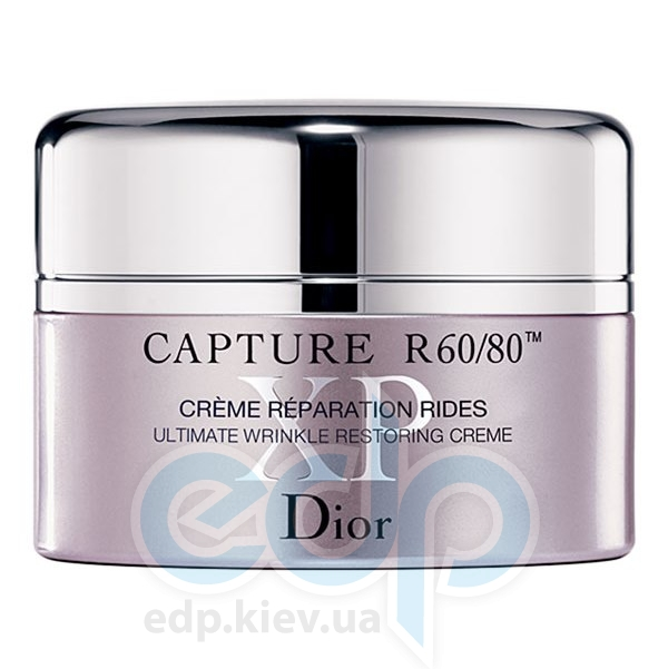 Christian Dior -  Face Care Capture R60/80 XP Ultimate Wrinkle Restoring Creme ( Light ) -  50 ml TESTER