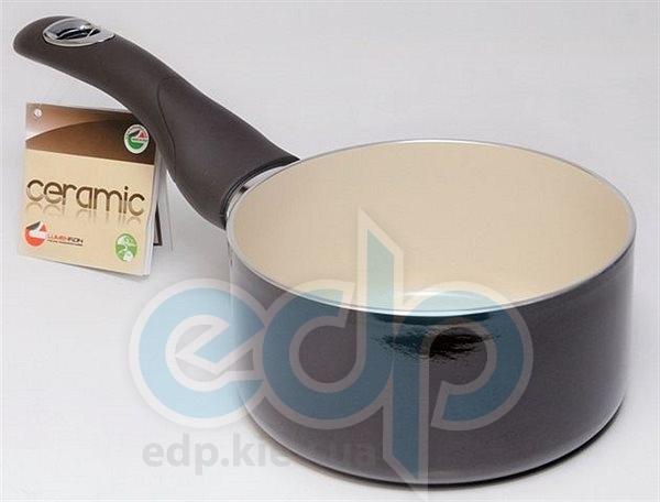 Lumenflon - Ковш без крышки Ceramic & Chocolate диаметр 16 см (арт. CECK16)