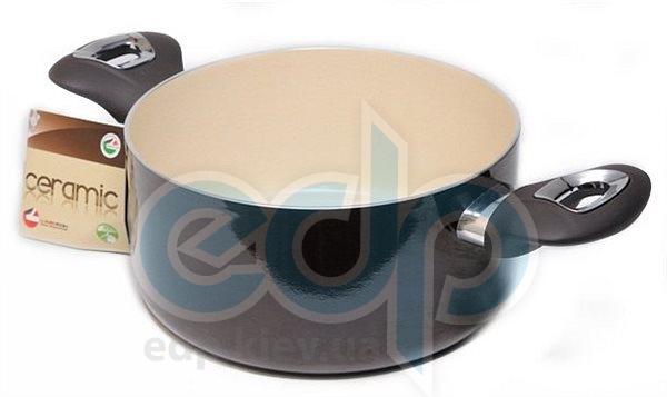 Lumenflon - Кастрюля без крышки Ceramic & Chocolate диаметр 20 см (арт. CECT20)