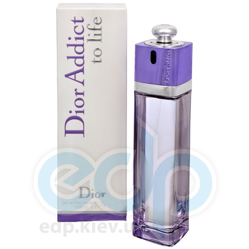 Christian Dior Dior Addict To Life - туалетная вода - 100 ml