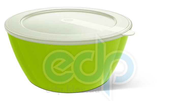 Emsa - Миска с крышкой объем 0.6 л. светло-зеленая MyColours Savio (арт. 509440)