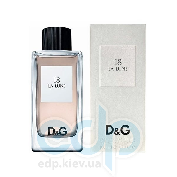 Dolce Gabbana Anthology La Lune 18 - туалетная вода - 50 ml
