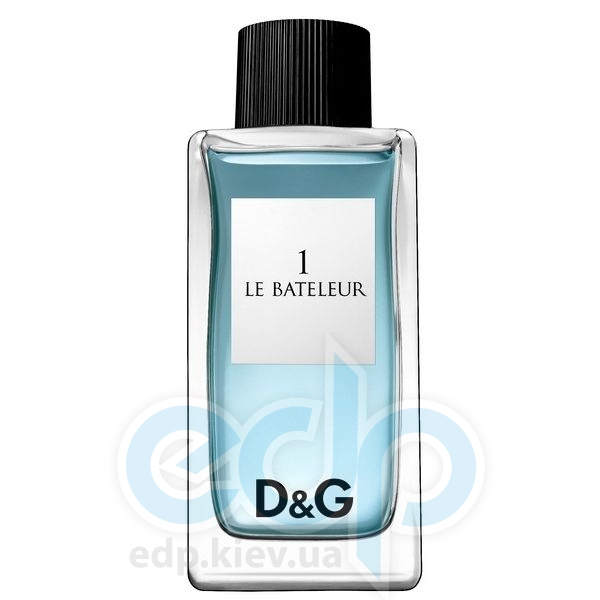 Dolce Gabbana Anthology Le Bateleur 1 - туалетная вода - 100 ml TESTER