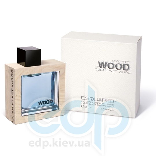 Dsquared 2 He Wood Ocean Wet Wood - туалетная вода - 50 ml