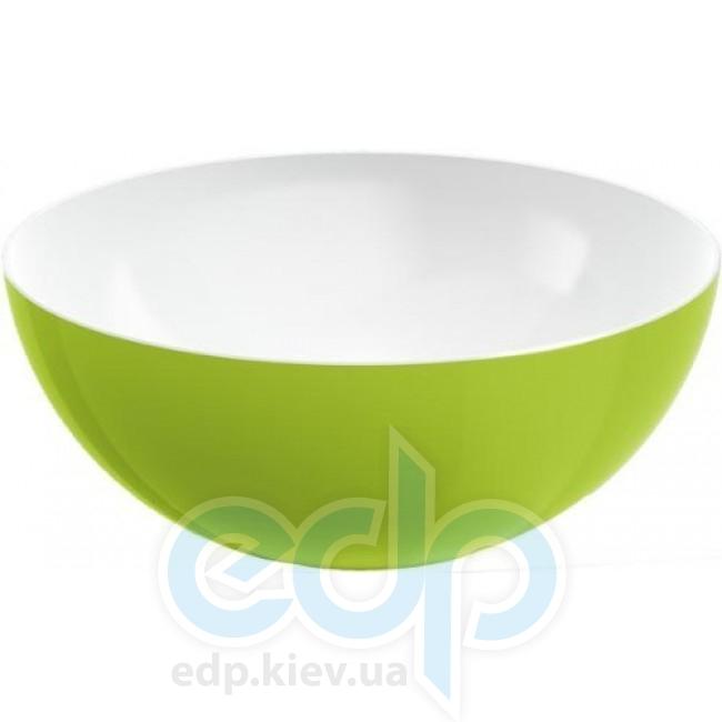 Emsa - Миска зеленая объем 0.5 л MyColours (арт. 509445)
