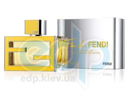 Fan di Fendi Eau de Toilette - туалетная вода - 75 ml TESTER