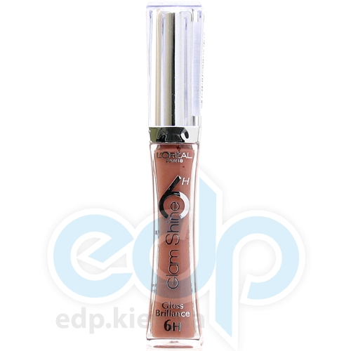 L'Oreal Блеск для губ Lоreal -  Glam Shine Gloss Brilliance №303 Everlasting Beige/Перламутровый Мед