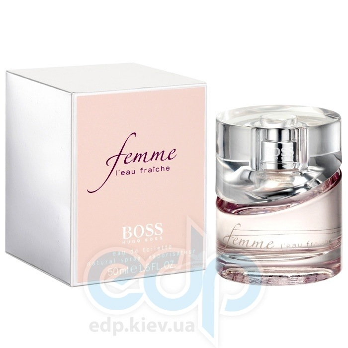 Hugo Boss Boss Femme Leau Fraiche - туалетная вода - 75 ml TESTER