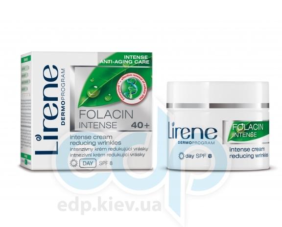 Lirene - Lirene Folacin Intense 40 + Интенсивный крем против морщин для лица, день - 50 ml