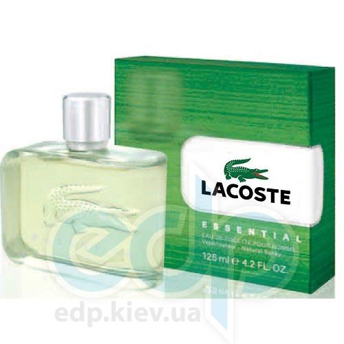 Lacoste Essential -  Набор (туалетная вода 125 + дезодорант 75 + гель для душа 50)