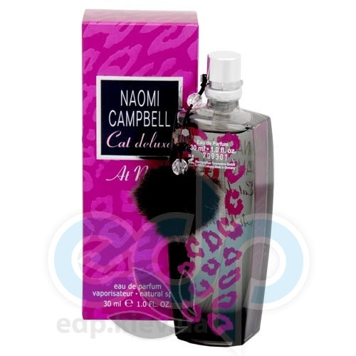 Naomi Campbell Cat Deluxe At Night - туалетная вода - 15 ml