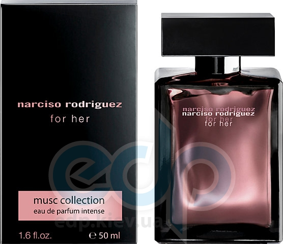 Narciso Rodriguez For Her Eau de Parfum Intense - парфюмированная вода - 100 ml