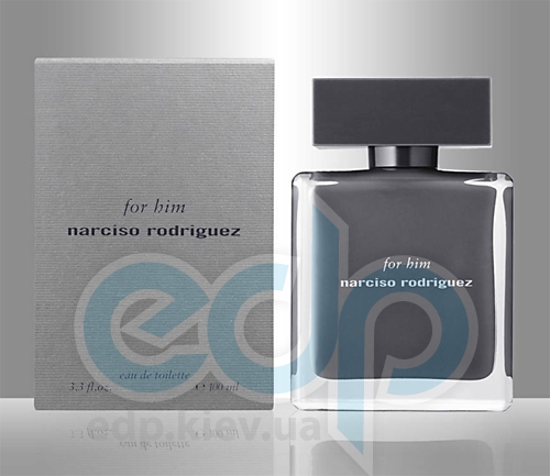 Narciso Rodriguez For Him - туалетная вода - 100 ml TESTER