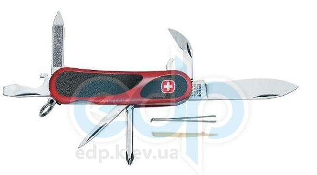 Wenger - Армейский нож Evogrip красный (арт. 1.11.09.821)