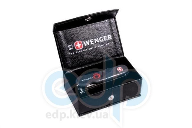 Wenger - Армейский нож Evolution Alinghi мягкая резина черный (арт. 1.14.09.315ALG)