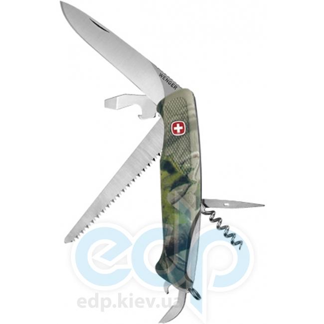 Wenger - Армейский нож New Ranger Hardwoods (арт. 1.77.55.803)