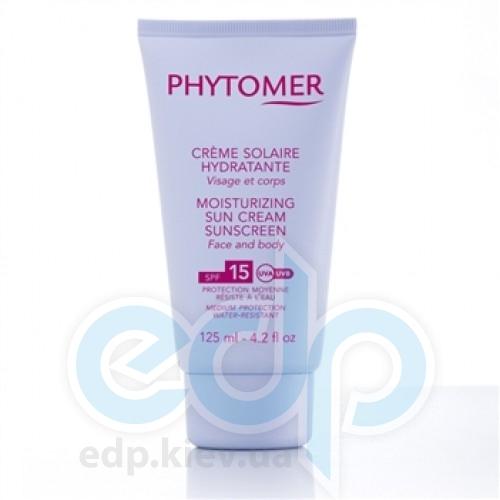 Phytomer - Увлажняющий солнцезащитный крем для лица и тела SPF15 - 125 ml