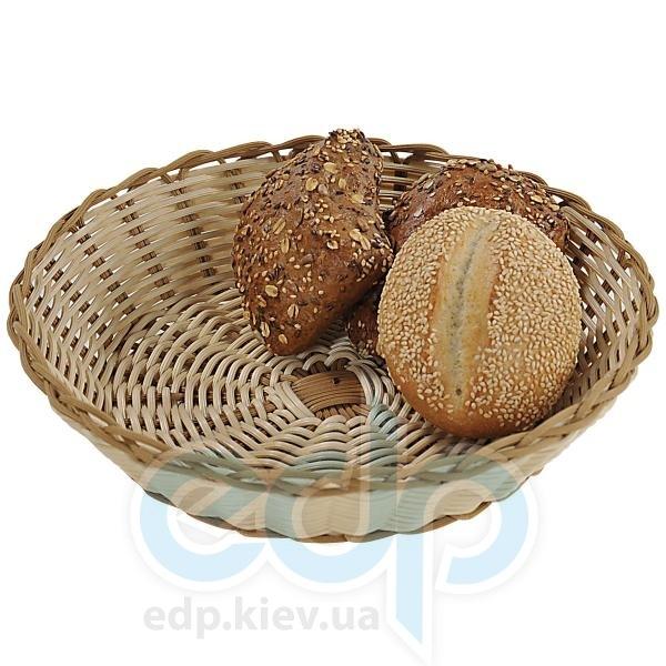 Kesper - Корзина для хлеба круглая Пластик 28см (арт. 19811)